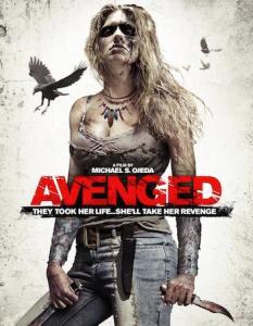 Avenged poster